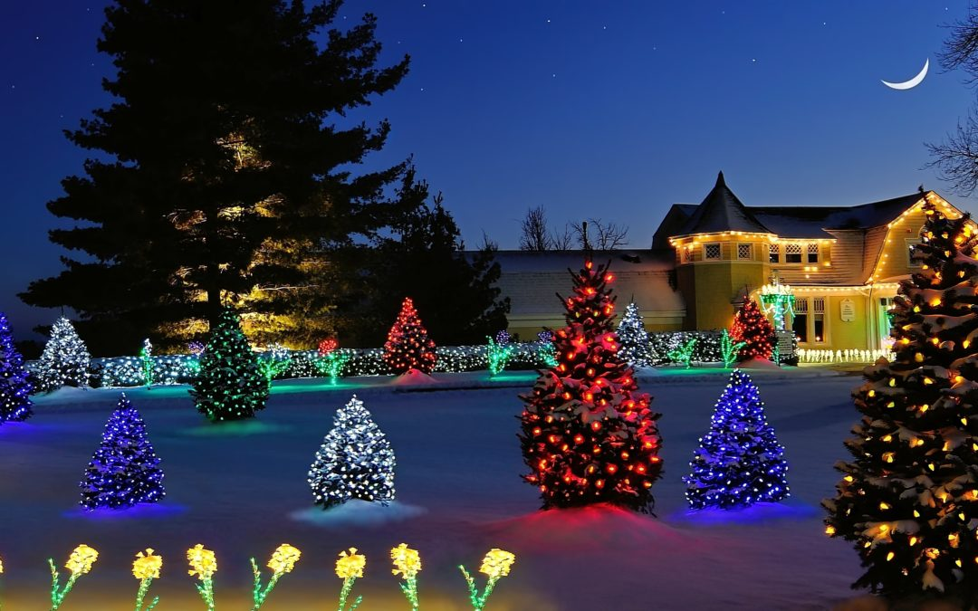Holiday Displays Turn to LED